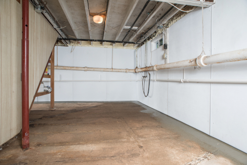 Wet Basement Repair in Connecticut