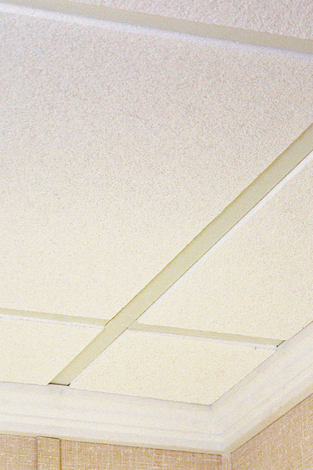 Basement Drop Ceiling Tiles | Basement Ceiling Finishing