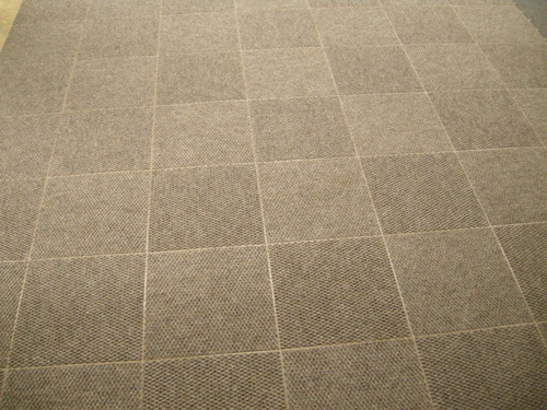 ... Our Carpeted ThermalDry® Floor Tiles Make An Excellent Choice For  Additional Living Space ...