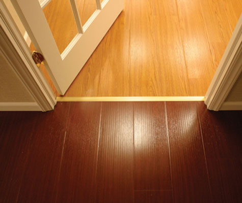 MillCreek Flooring™ Comes In Multiple Options, Pictured Here Are Our Light  Oak And Mahogany ...