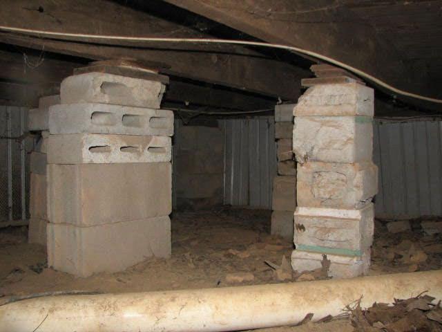Sagging Crawl Space Problems In Yonkers Stamford Norwalk