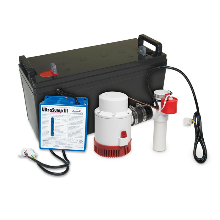 Backup Sump Pumps In Connecticut