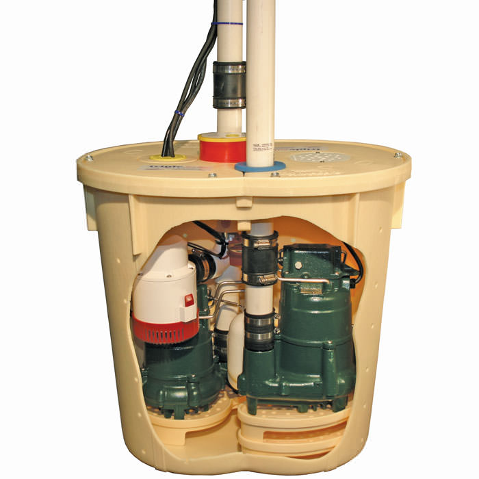 Sump Pump Systems In Yonkers Stamford Norwalk CT And NY - Basement pumps