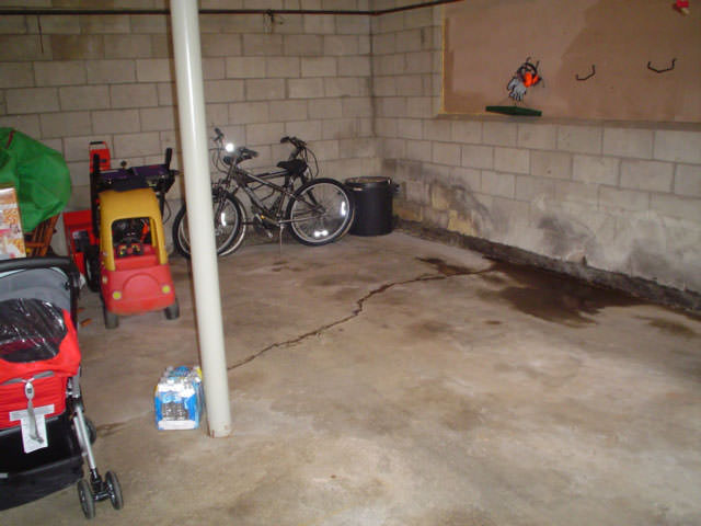 Why your basement floor is cracked
