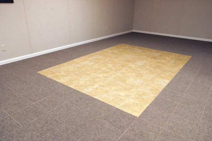Basement Floor Tiles In Stamford Yonkers Norwalk