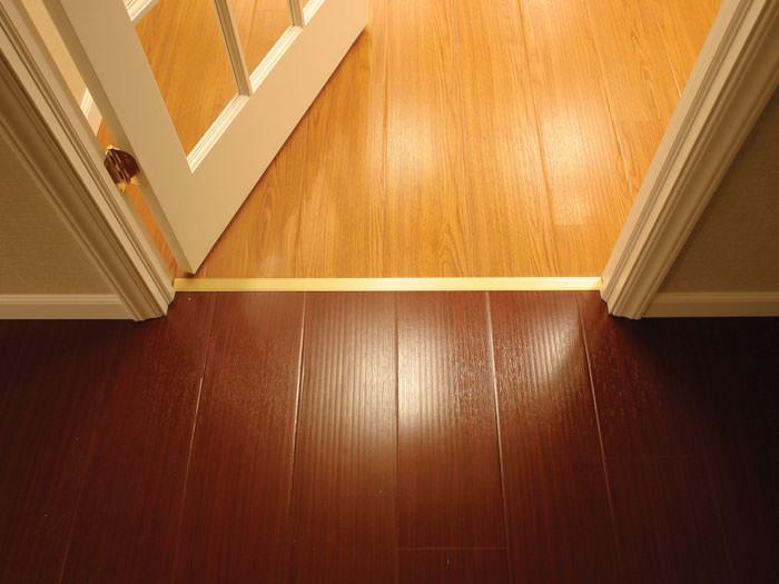 wood basement flooring design in a white plains basement renovation