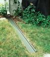gutter drain extension installed in Avon, Connecticut