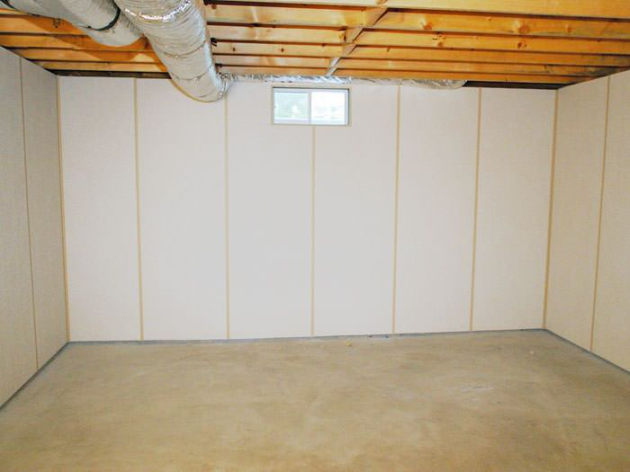 Insulated Basement Wall Panels; Basement Wall Panels As A Basement  Finishing Alternative For Trumbull Homeowners ...