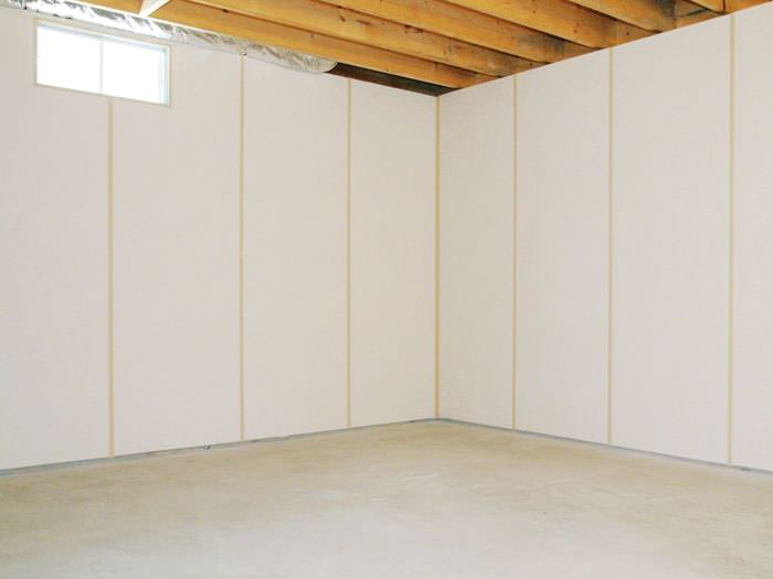 Insulated Basement Wall Panels Installed In Ct And Ny Basement Wall Panels For Insulation In