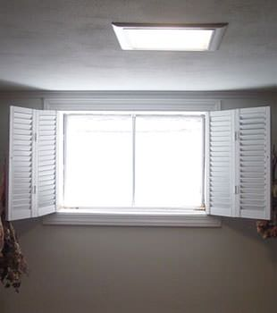 Basement Window installed in Guilford, Connecticut
